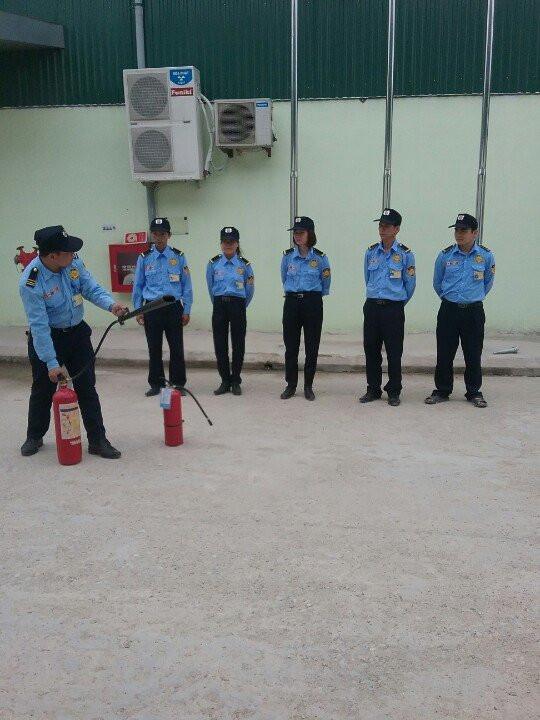 Tập huấn PCCC